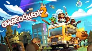 Overcooked 2 (PC) - £9.99 @ Fanatical