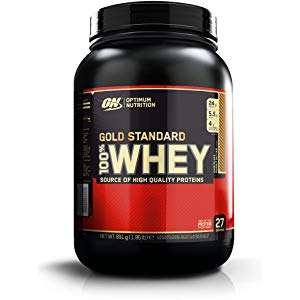 Up to 50% off Optimum Nutrition, BSN & more @ Amazon