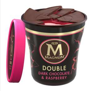 Magnum Raspberry Dark Chocolate Ice Cream £1.03 @ Co-Op