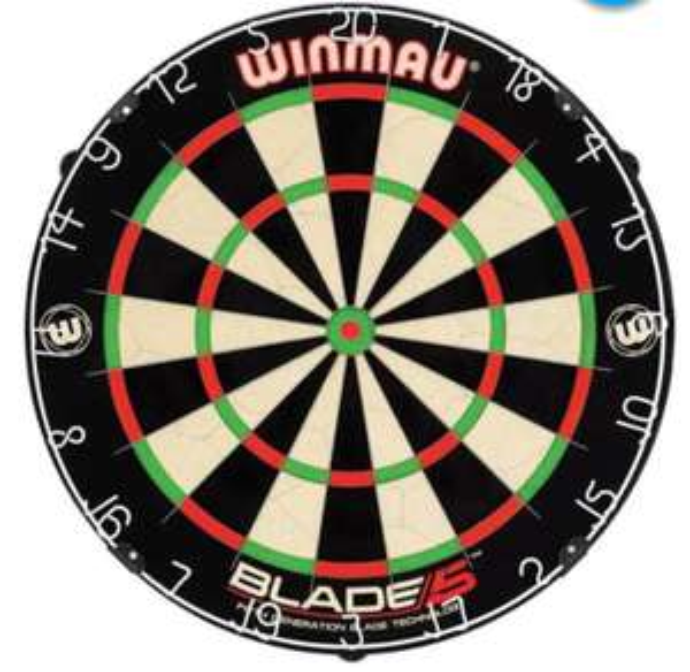 Winmau Blade 5 dart board £7 off £24.99 @ Argos