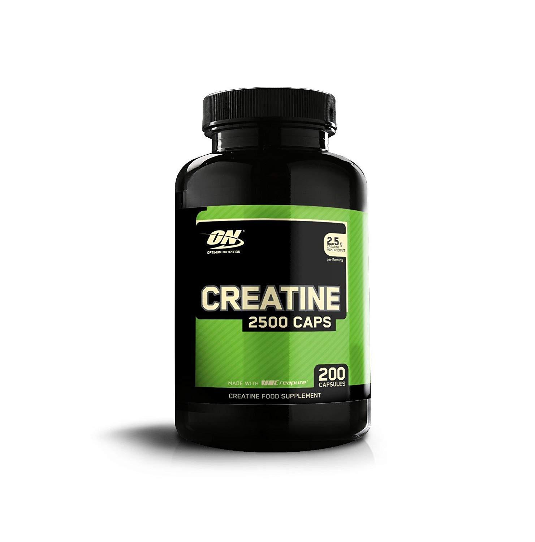 Optimum Nutrition Creatine 2500mg Capsules £16.76 + £4.49 delivery Non Prime @ Amazon