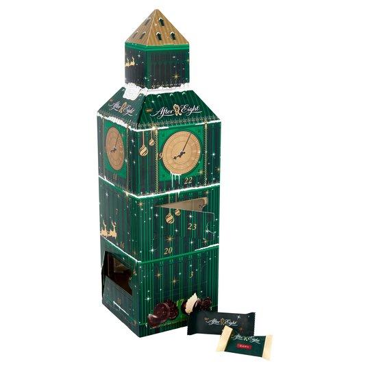 After Eight Big Ben Advent Calendar 185g was £10 now £5 @ Tesco