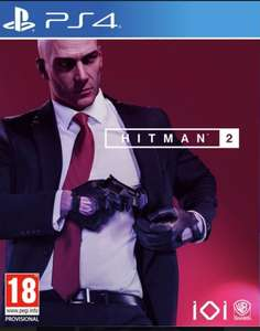 Hitman 2 (PS4) £15.95 at the Game Collection