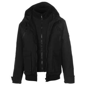 Firetrap Manor Jacket (Sizes M/L) £32.98 Delivered @ Sports Direct