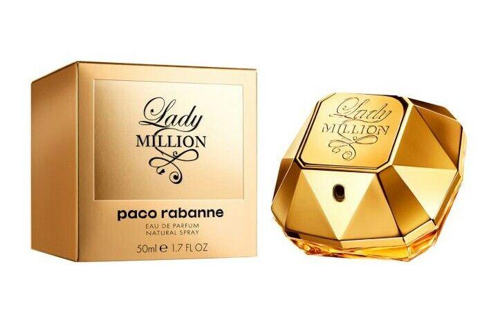 Paco Rabanne Million 100ml - Mens £39.90 / Ladies 50ml £37.50 at Boots Shop