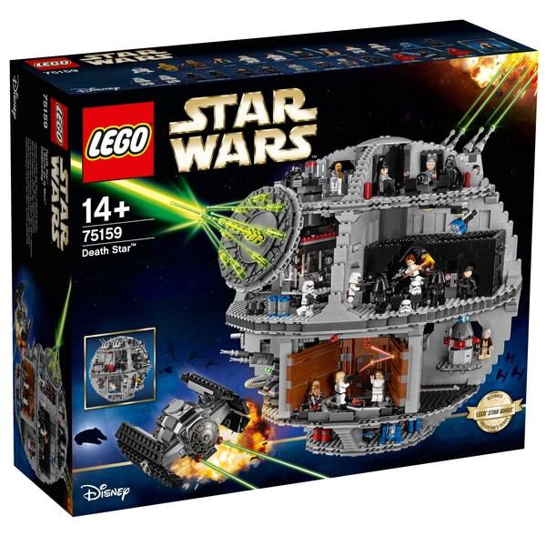 Lego 75159 Star Wars Death Star £309.99 (possibly £299.99 instore) @ Smyths