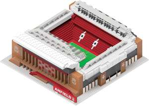BRXLZ Football Stadium Building Blocks - £34.99 + free Click and Collect @ Very