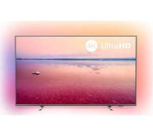 Philips 50PUS6754/12 50-Inch 4K UHD Smart TV with Ambilight, HDR 10+, Dolby Vision, Dolby Atmos £399 at Richer Sounds