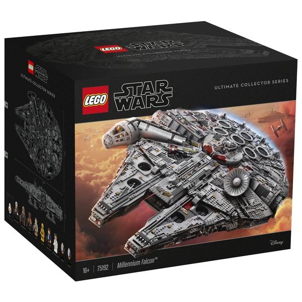 LEGO 75192 Star Wars Millennium Falcon Collector Set - £549.99 delivered @ Smyths Toys