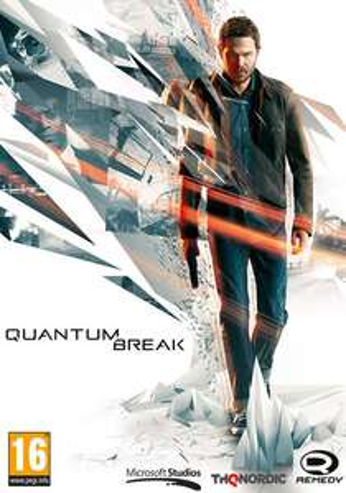 [Steam] Quantum Break PC - £6.50 @ Gamesplanet