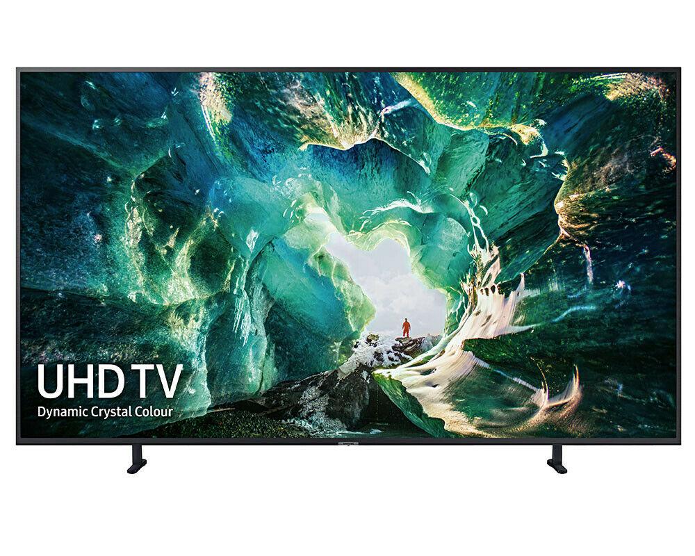 "Samsung UE65RU8000 65"" Smart 4K Premium UHD TV with HDR10+, Dynamic Crystal Colour, Game Mode, Apple TV £774 ebay cramptonandmoore"