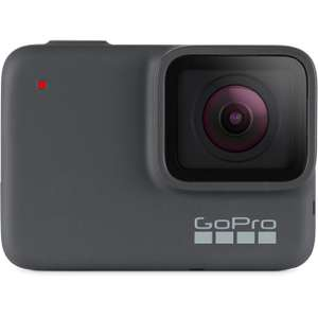GoPro HERO7 Silver Waterproof action camera- 4K at 30FPS @ AO.com