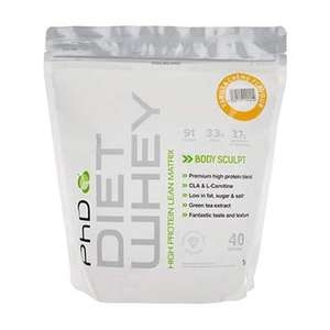 PhD Diet Whey 1kg Black Friday offer at Holland & Barrett £13.49
