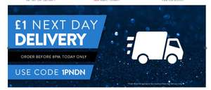 £1 - Next Day Delivery - No Min Spend @ Get The Label