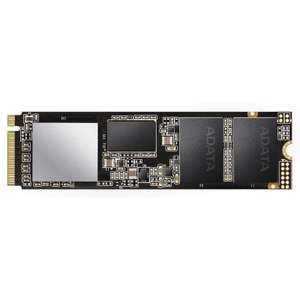 Adata SX8200 Pro 2TB M.2-2280 NVMe PCIe SSD Up to 3500MB/s R, 3000MB/s £189.98+£3.49 delivery @ Ebuyer