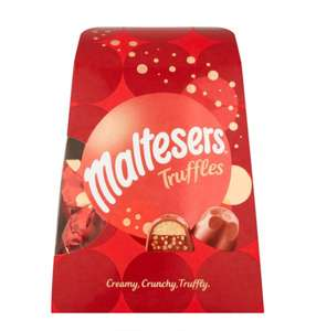 Maltesers Truffle, Maltesers White Truffles, Galaxy Milk Chocolate Truffles - £3.50 @ Tesco