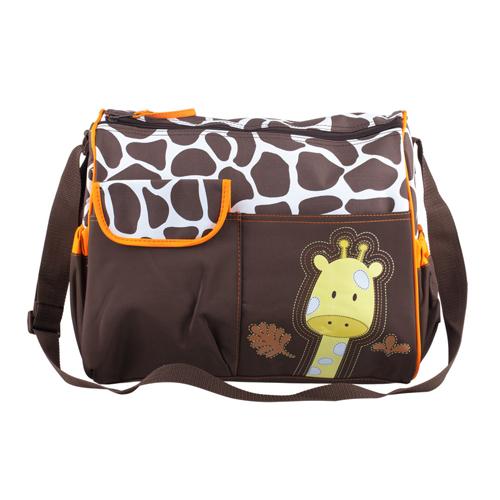 Giraffe Baby Changing Bag + Changing Mat & Plastic Accessory Bag £9.49 Delivered @ Onbuy / Digiflex ltd
