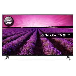 """LG 49SM8500PLA 49"""" Nano Cell 4K UHD 2019 Smart Television - 5 year warranty - £529 @ Mark's Electrical"""