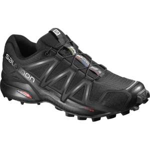 Salomon Speedcross 4 Running Men's Shoes Size 7-11.5 in stock £54.99 inc delivery at Wiggle