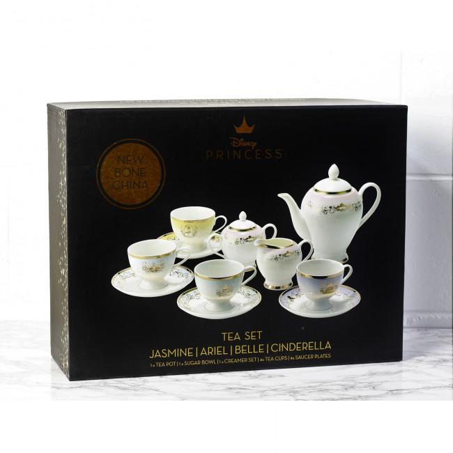 Disney Princess 11 Piece Bone China Tea Set for £19.99 @ Rymans (Free click+collect)