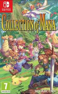 Collection Of Mana (Switch) £21.56 Delivered @ The Game Collection via eBay