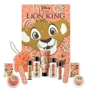 Prices reduced on Superdrug advent calenders e.g Disney Lion King 12 Days Advent Calendar £6 - Free click and collect