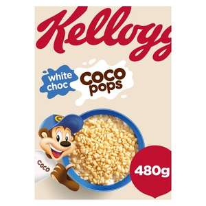 Coco Pops white chocolate (Reduced to clear) £1.50 at [Store Exclusive] Sainsbury's Southend