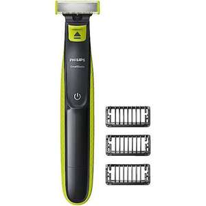Phillips OneBlade QP2520/25 reduced to £26.65 delivered @ Philips Shop - With newsletter sign up