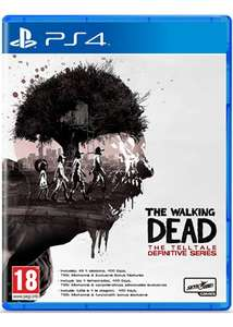 The Walking Dead: The Telltale Definitive Series (PS4) £23.84 Delivered @ Base