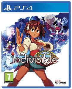 Indivisible (PS4) - £24.85 delivered @ Base