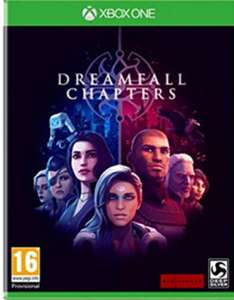 Dreamfall Chapters [Xbox One] for £4.99 Delivered @ Base