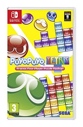 Puyo Puyo Tetris (Nintendo Switch, Ex Rental) £12.49 @ Boomerang Video Game Rentals