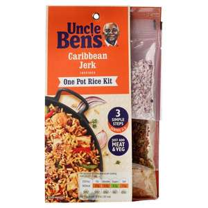 FREE Uncle Bens One Pot Kit with Tesco Online Delivery