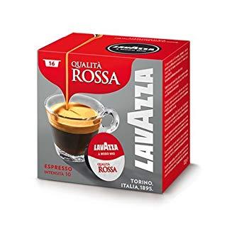 Lavazza A Modo Mio Rossa Coffee Capsules £16.81 Amazon sold by Cafazzini
