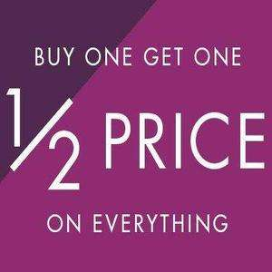 F. Hinds Buy One Get One Half Price On Everything