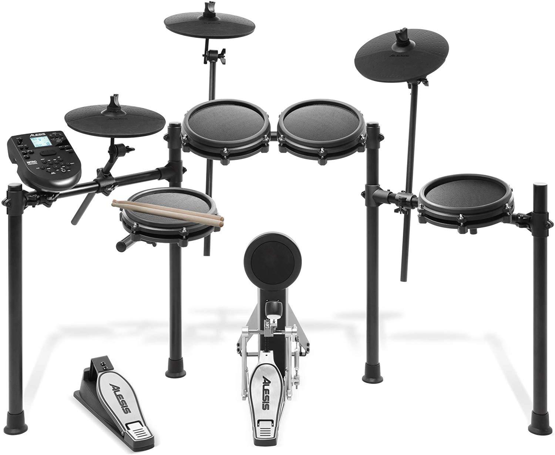 Alesis Nitro Mesh Electronic Drum Kit (8 piece) - £307.17 at Amazon