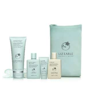 FREE Liz Earle Daily Radiance Collection worth £38 when you spend £45 + Free Delivery @ Liz Earle