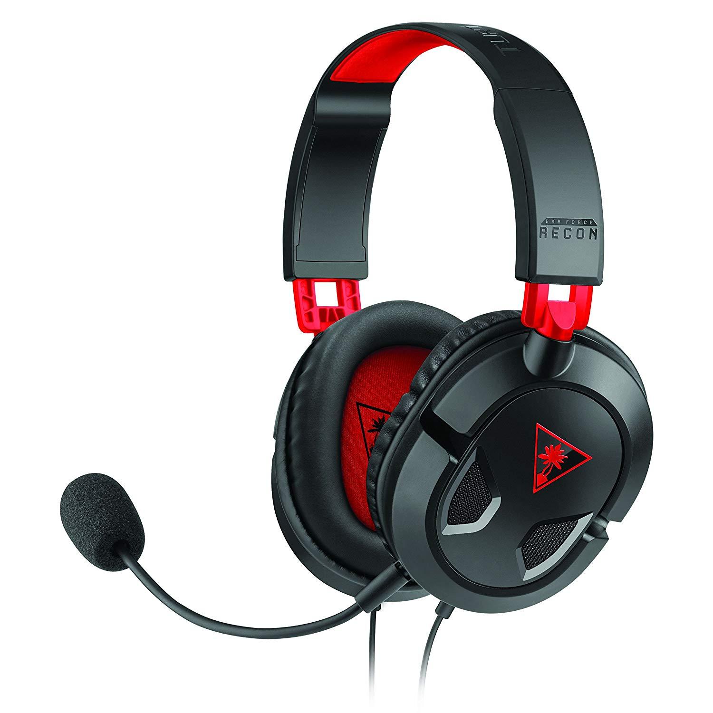 Turtle Beach Recon 50 Stereo Gaming Headset - £14.99 (£17.98 Non Prime) - Amazon