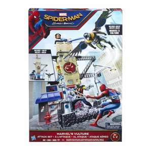 Spiderman Homecoming Vulture Attack Play Set £20.00 @ Wilko (£2.00 C&Collect)