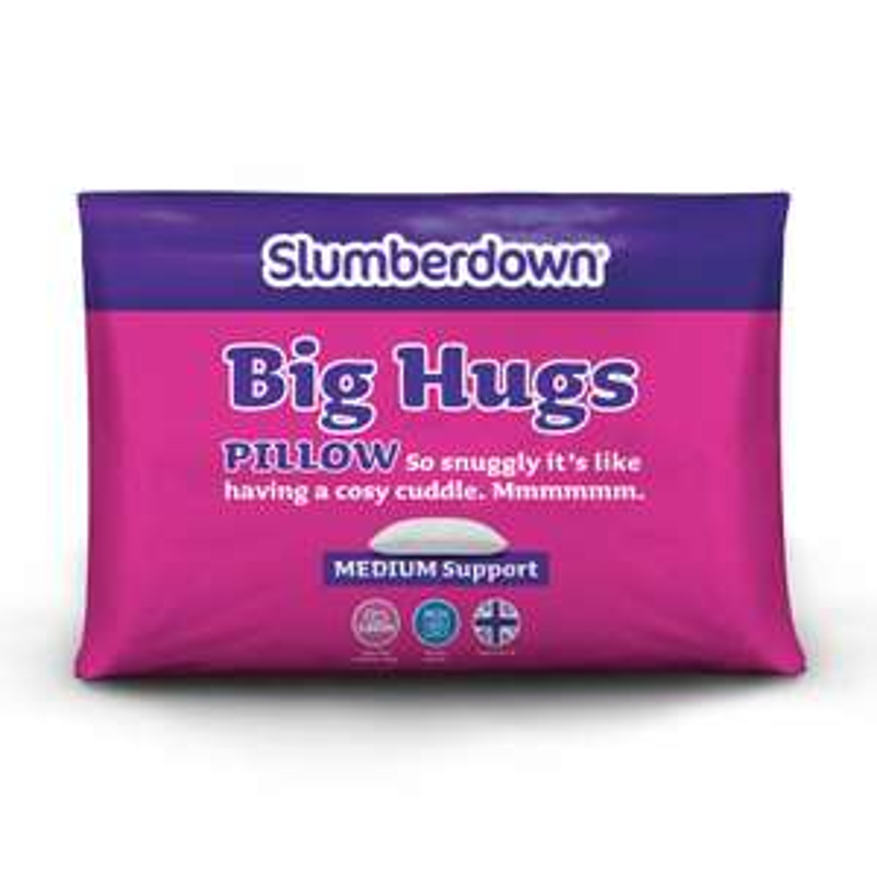 Four pillows £10.99 delivered - BOGOF deal @ Sleepseeker