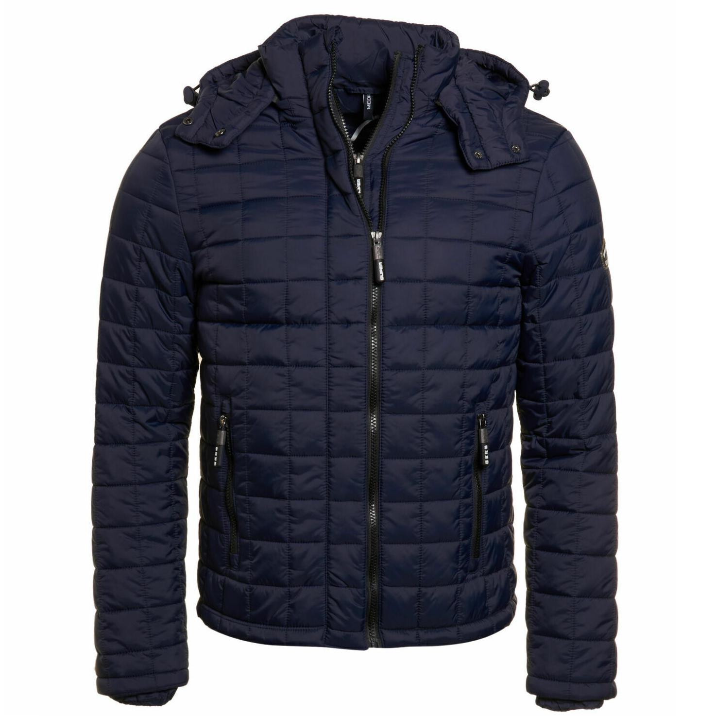 Mens Superdry Box Quilt Fuji Hooded Jacket - £35.99 Delivered @ Superdry / eBay