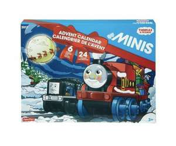 Thomas & Friends Advent Calendar £19.99 at bargainmax.co.uk