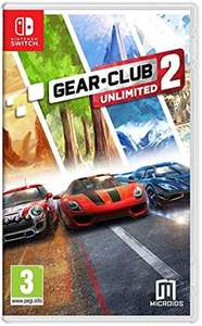 Gear Club Unlimited 2 (Nintendo Switch) for £16.95 delivered @ The Game Collection