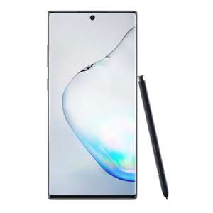 Samsung Galaxy Note 10 256GB 8GB RAM Dual SIM (Unlocked for all UK networks) - Aura Black £595 @ Wowcamera