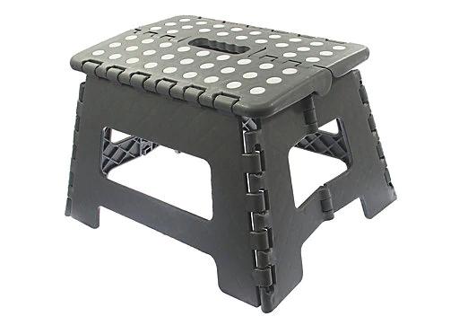 Prime 1 Tread Plastic Step Stool 0 22M 3 58 Bq Plymouth Machost Co Dining Chair Design Ideas Machostcouk