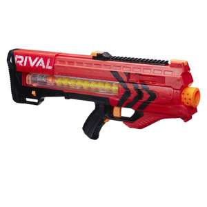 NERF RIVAL ZEUS 1200 SOFT DART NERF GUN RED £39.99 @ IWOOT (Free Delivery)