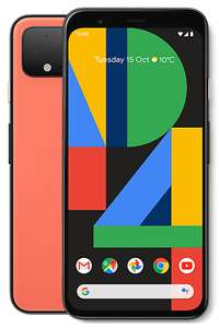 Google Pixel 4 64GB £41pm (24m) Orange/White/Black 75GB Data, unlimited texts & calls. Free Apple Music, MTV Play £984 @ Affordable Mobiles