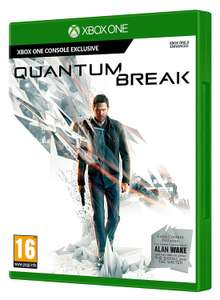 Quantum Break (Xbox One) - £4 at CEX (Instore or +£1.50 delivery online)