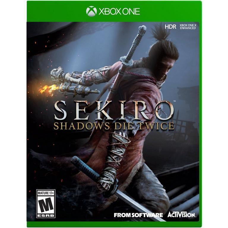 Sekiro™: Shadows Die Twice Xbox One £38.99 @ Microsoft