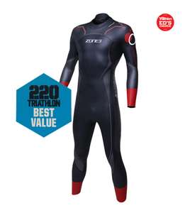 Zone3 Aspire Wetsuit reduced to £120 at My Triathlon